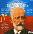 TCHAIKOVSKY, PIOTR ILICH - BEST OF TCHAIKOVSKY (Compact Disc)