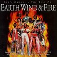 EARTH WIND & FIRE - LET'S GROOVE-BEST OF (Compact Disc)