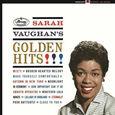 VAUGHAN, SARAH - GOLDEN HITS -LTD- (Disco Vinilo LP)