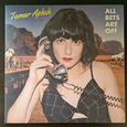 APHEK, TAMAR - ALL BETS ARE OFF (Disco Vinilo LP)