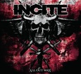INCITE - ALL OUT WAR (Compact Disc)