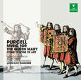 PURCELL, HENRY - MUSIC OF QUEEN MARY (Compact Disc)