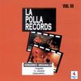 POLLA RECORDS - VOL III (Compact Disc)