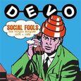DEVO - SOCIAL FOOLS - VIRGIN SINGLES 1978-1982 (Compact Disc)