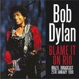 DYLAN, BOB - BLAME IT ON RIO (Disco Vinilo LP)