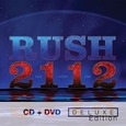 RUSH - 2112 -DELUXE- (Compact Disc)