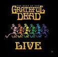 GRATEFUL DEAD - BEST OF THE GRATEFUL DEAD LIVE (Compact Disc)