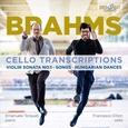 BRAHMS, JOHANNES - CELLO TRANSCRIPTIONS (Compact Disc)