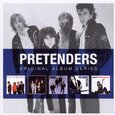 PRETENDERS - ORIGINAL ALBUM SERIES (Compact Disc)