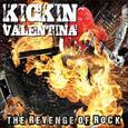 KICKIN VALENTINA - REVENGE OF ROCK -LTD- (Disco Vinilo LP)