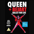 QUEEN - BALLET FOR LIFE -LIVE- (Blu-Ray Disc)