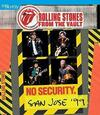ROLLING STONES - FROM THE VAULT: NO SECURITY (Blu-Ray Disc)