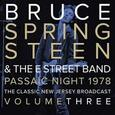 SPRINGSTEEN, BRUCE - PASSAIC NIGHT 1978 VOL.3 (Disco Vinilo LP)