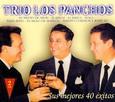 LOS PANCHOS - SUS MEJORES 40 EXITOS (Compact Disc)