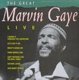 GAYE, MARVIN - LIVE (Compact Disc)