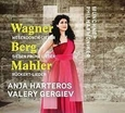 HARTEROS, ANJA - WAGNER/BERG/MAHLER (Compact Disc)