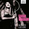 VAUGHAN, SARAH - MILESTONES OF A JAZZ LEGEND =BOX= (Compact Disc)