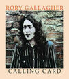 GALLAGHER, RORY - CALLING CARD (Compact Disc)