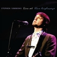 SIMMONS, STEPHEN - LIVE AT BLUE HIGHWAYS (Compact Disc)