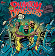 PHANTON DRAGSTERS - A TIKI HORROR ISLAND (Disco Vinilo LP)