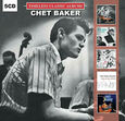 BAKER, CHET - TIMELESS CLASSIC ALBUMS    5CD (Compact Disc)