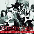 STEELY DAN - LIVE AT WBCN IN MENPHIS 1974 (Compact Disc)