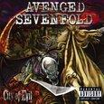 AVENGED SEVENFOLD - CITY OF EVIL (Disco Vinilo LP)