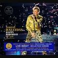 HALLYDAY, JOHNNY - HAPPY BIRTHDAY LIVE + DVD -DELUXE- (Compact Disc)