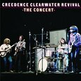 CREEDENCE CLEARWATER REVIVAL - CONCERT -40TH ANNIVERSARY- (Compact Disc)