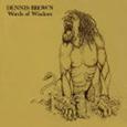 BROWN, DENNIS - WORDS OF WISDOM (Disco Vinilo LP)