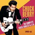 BERRY, CHUCK - COMPLETE CHESS SINGLES.. (Compact Disc)