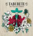 TABURETE - TRES TEQUILAS Y UN MEZCAL