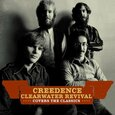 CREEDENCE CLEARWATER REVIVAL - COVERS THE CLASSICS (Compact Disc)