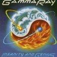 GAMMA RAY - INSANITY & GENIUS-NEW VER (Compact Disc)