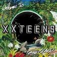 XX TEENS - WELCOME TO GOON ISLAND (Compact Disc)
