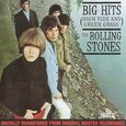 ROLLING STONES - BIG HITS-HIGH TIDE & GREEN GRASS- (Compact Disc)