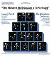 SZELL, GEORGE - ONE HUNDRED MUSICIANS AND A PERFECTIONIST (Compact Disc)