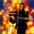 CASH, JOHNNY - CHRISTMAS SPIRIT (Compact Disc)