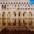 MUSICA ANTIQUA LATINA - VIVALDI CONCERTOS (Compact Disc)