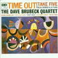 BRUBECK, DAVE - TIME OUT                  (Compact Disc)