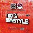VARIOUS ARTISTS - 100% NEWSTYLE 2010 (Compact Disc)