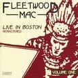 FLEETWOOD MAC - LIVE IN BOSTON VOL.1 (Compact Disc)