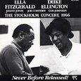 FITZGERALD, ELLA - STOCKHOLM CONCERT 1966    (Compact Disc)