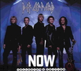 DEF LEPPARD - NOW -1/4TR- (Compact 'single')