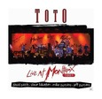 TOTO - LIVE AT MONTREUX 1991 (Compact Disc)