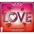 VARIOUS ARTISTS - 100 SONGS LOVE (Compact Disc)
