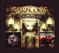 SARATOGA - EVOLUCION =4CD BOX= (Compact Disc)
