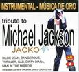 JACKSON, MICHAEL.=TRIBUTE - INSTRUMENTAL TRIBUTE TO (Compact Disc)
