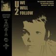 U2 - WE WILL FOLLOW - ORPHEUM THEATER, BOSTON 1983 (Disco Vinilo LP)