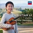 LI, CHRISTIAN - VIVALDI: FOUR SEASONS (Compact Disc)